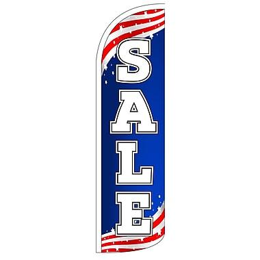 NeoPlex Sale Patriotic Vertical Flag