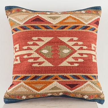 Continental Rug Company Lodge Throw Pillow; Large
