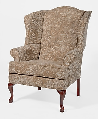 Fleur De Lis Living Bayridge Wingback Chair