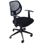 AdecoTrading Deluxe Mesh Desk Chair
