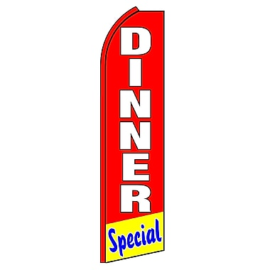 NeoPlex Dinner Special Vertical Flag