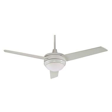 Royal Pacific 50'' Contempo 3-Blade Fan; White