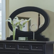 Wildon Home   Scarlett Oval Dresser Mirror