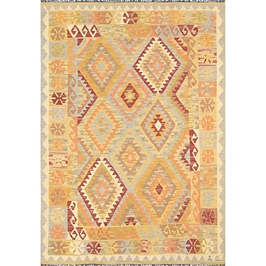 Pasargad Kilim Hand-Knotted Area Rug