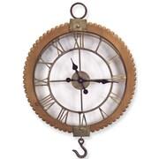 Melrose Intl. Open Wall Clock w/ Hook