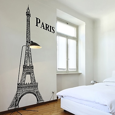 WallPops! Home Decor Line Eiffel Tower Wall Decal