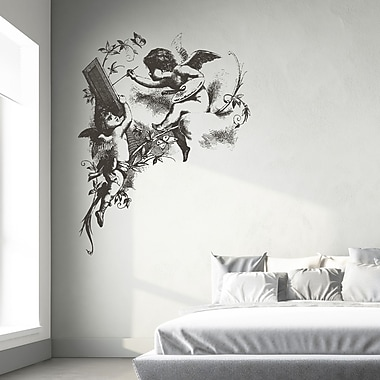 WallPops! Home Decor Line Drawn Little Angels Wall Decal