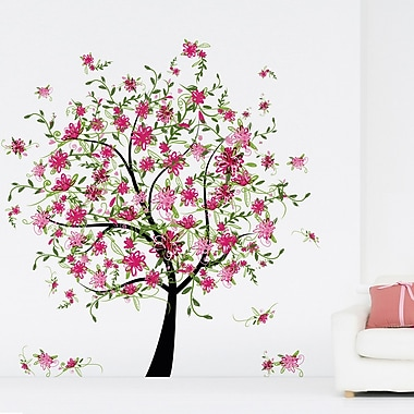 WallPops! Home Decor Line Flowering Tree Wall Decal