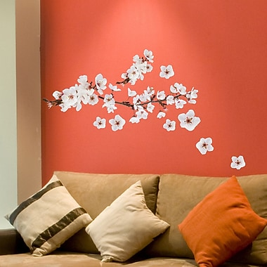 WallPops! Home Decor Line Photographic Blossom Wall Decal