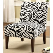 A&J Homes Studio Fabric Slipper Chair