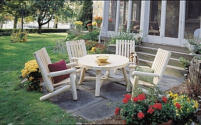 Rustic Cedar Dining Table