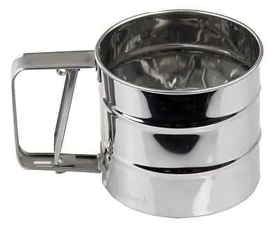 Home Basics Stainless Steel Sifter WYF078279478988