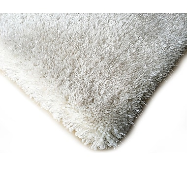 Rug Factory Plus Hand-Tufted Off White Area Rug