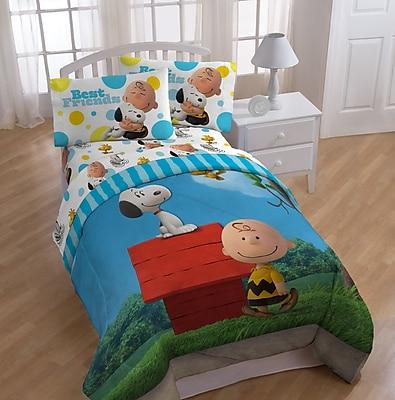 Peanuts Sunny Day Sheet Set