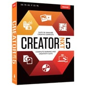 Corel Roxio Creator DVD Burning and Multimedia Software Suite, 1 User, Windows (RCRNXT5MLMBAM)