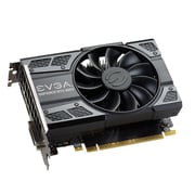 EVGA NVIDIA GeForce GTX 1050 2GB GDDR5 Gaming Graphic Card, Black (02G-P4-6150-KR)
