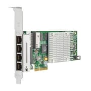 HP® 539931-001 4-Port PCI Express 2.0 x4 Gigabit Ethernet Server Adapter