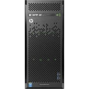 HP® ProLiant ML110 G9 8GB RAM 1TB HDD Intel Xeon E5-1620 v4 Quad-Core 4.5U Tower Server, 840667-S01