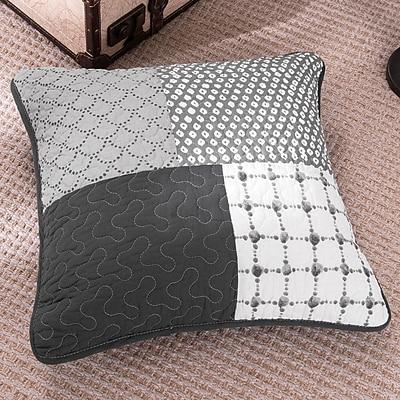 DaDa Bedding 100 pct Cotton Pillow Cover (Set of 2)