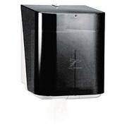 Kimberly-Clark Professional IN-SIGHT Sr. Center-Pull Paper Towel Dispenser, Translucent Smoke (09335)