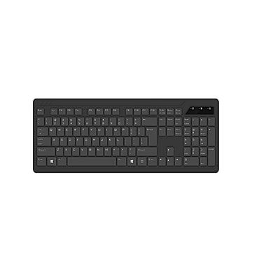 ACECAD Waterproof USB Backlit Keyboard, Black (KB-912BL)
