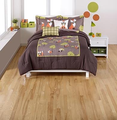Beco Home Fox 2 Piece Comforter Set; Full