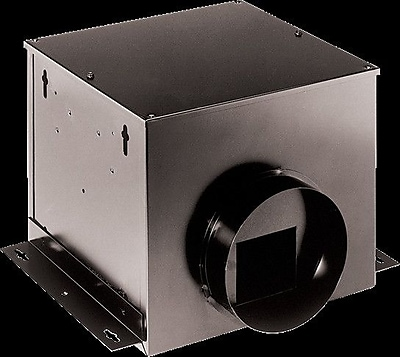 Broan Single-Port Remote In-Line Ventilator Fan; 110