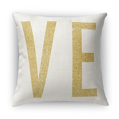 Kavka VE 2 Indoor Throw Pillow; 16'' H x 16'' W