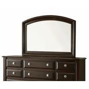 A&J Homes Studio Litchville Arched Dresser Mirror