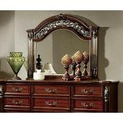 A&J Homes Studio Flandreau Arched Dresser Mirror