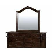 A&J Homes Studio Edinburgh Arched Dresser Mirror