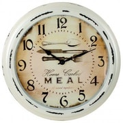 A&J Homes Studio Antique Look 12'' Wall Clock