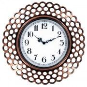 A&J Homes Studio Hole 16'' Wall Clock