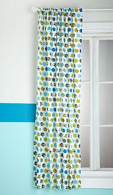 Disney Finding Nemo Single Curtain Panel WYF078279787283