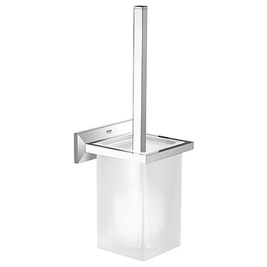 Grohe Allure Brilliant Wall MountedToilet Brush and Holder
