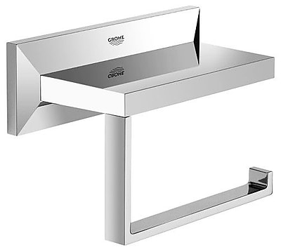 Grohe Allure Brilliant Wall Mounted Toilet Paper Holder