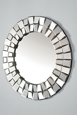 Statements by J Eve Wall Mirror