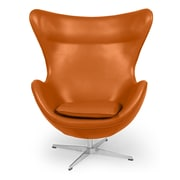 Kardiel Amoeba Balloon Chair; Caramel