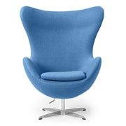 Kardiel Amoeba Balloon Chair; Baby Blue