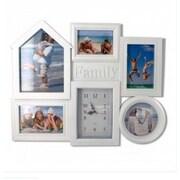 A&J Homes Studio Amboy Wall Clock
