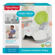 Fisher Price Green Custom Comfort Potty