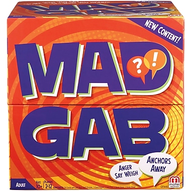 Fisher Price – Jeu Mad Gab