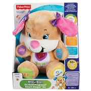 Fisher Price – Peluche Smart Stages Sis, français