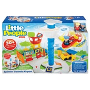 Fisher-Price – Aéroport tournant avec sons