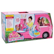 Fisher-Price – Campeur Barbie New Camper