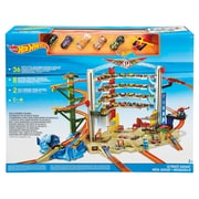 Fisher Price Hot Wheels Mega Garage