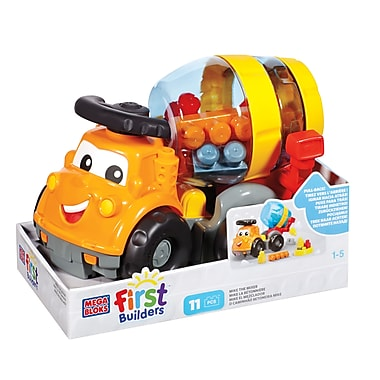 Fisher-Price – Mike le mélangeur