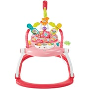 Fisher Price Spacesaver Jumperoo Pink
