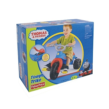 Fisher Price – Tricycle Kid-ToughMC de Thomas & FriendsMC