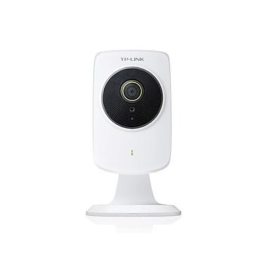 TP-Link – Caméra Cloud HD Jour/nuit WiFi 300 Mbps TL-NC250, blanc